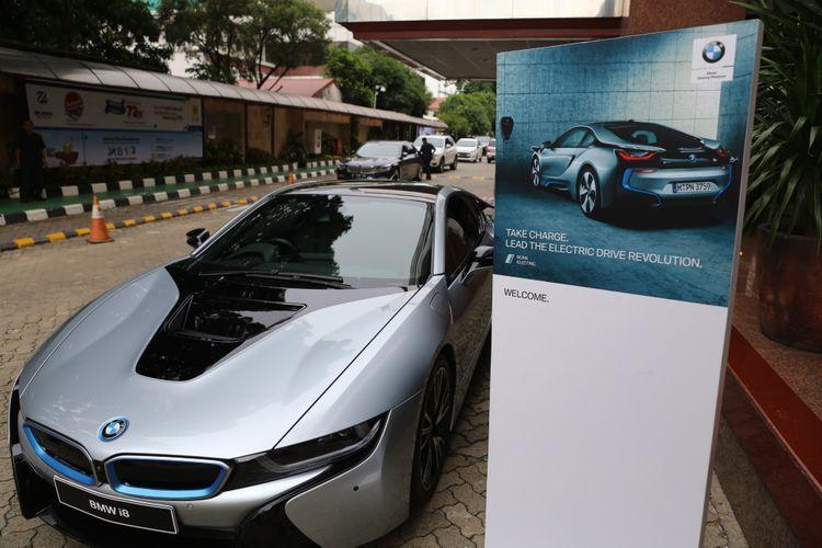 Menanti Mobil Hibrida Murah Bmw Dijual Di Indonesia Kompas Com