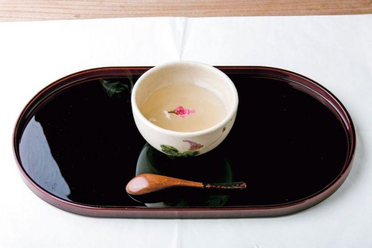 Minuman Kudzu-yu