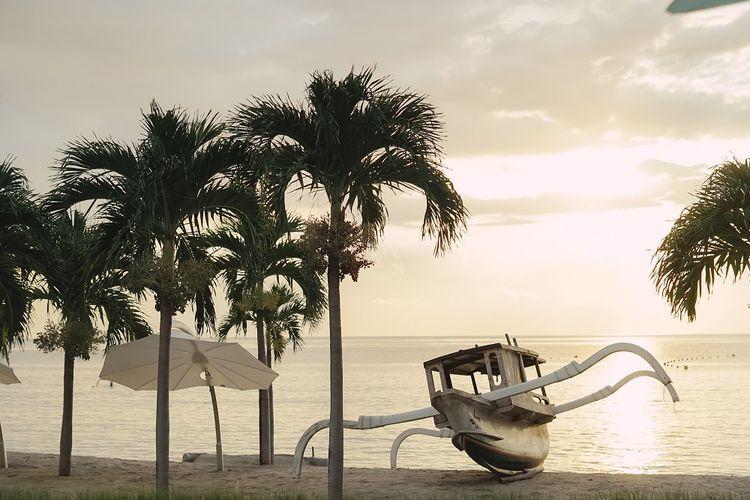 7 Secrets Resort, Lombok, Nusa Tenggara Barat.