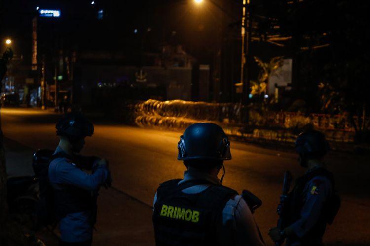 Satu Polisi Masih Disandera Tahanan di Mako Brimob
