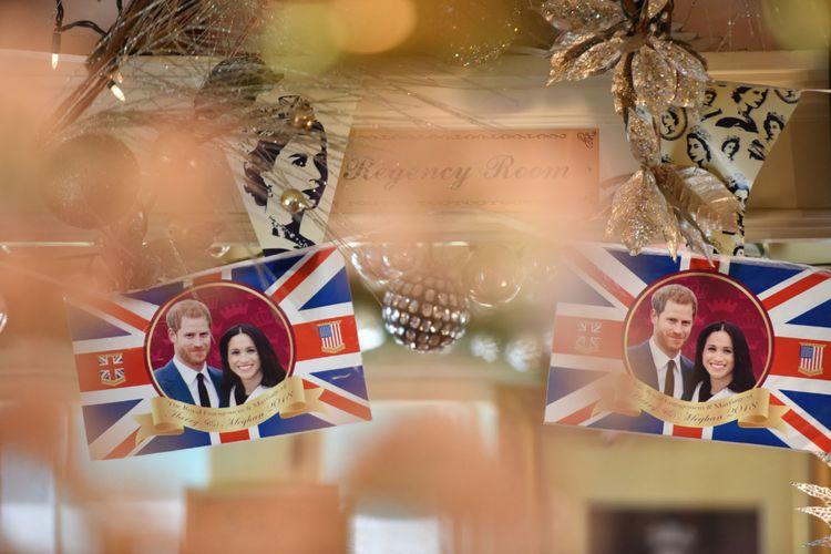 Pernikahan Harry dan Meghan Diprediksi Tarik 4 Juta Turis