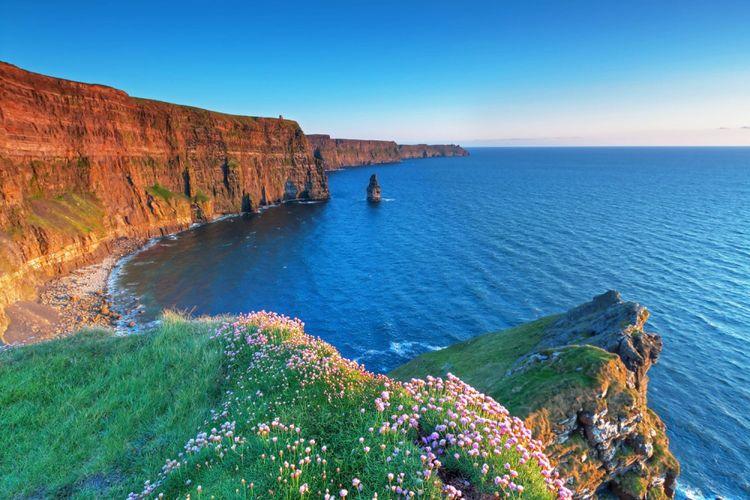 Cliff of Mother, Irlandia