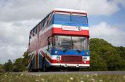Bus Milik Spice Girls 'Disulap' Jadi Penginapan