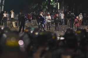 Kerusuhan yang Sempat Lumpuhkan Jalan Jatibaru, Slipi, dan Petamburan