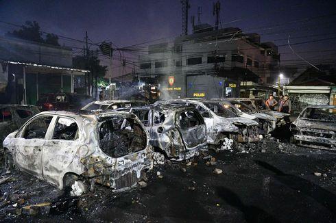 Polisi Buru Komandan Perusuh yang Serang Asrama Brimob di Petamburan
