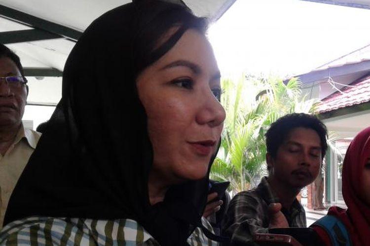Bupati Kukar Rita Widyasari nekat menggaji dokter spesialis di Kukar Rp 70 juta untuk kesejahteraan warga pedalaman KOMPAS.com / Gusti Nara