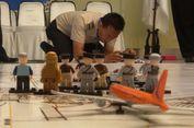 Menjelang Operasi, Bandara NYIA Simulasi 'Tactical Floor Game'