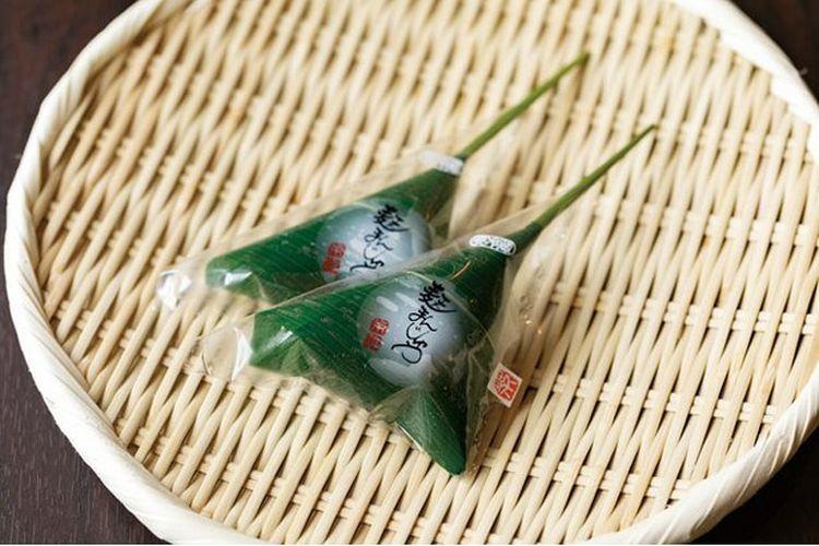 Fu Manju (gluten gandum mentah)