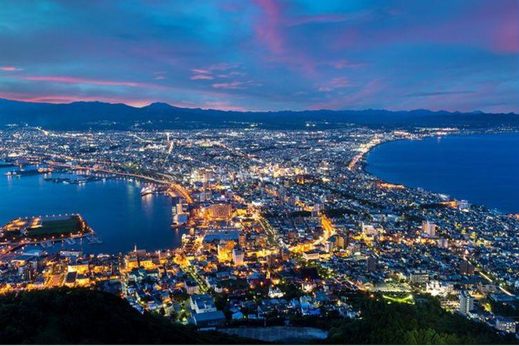 Ilustrasi Hokkaido