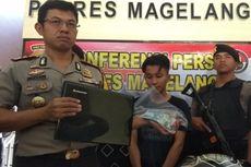 Usai Membunuh, Pemuda Ini Bonceng Jenazah Kekasihnya Naik Motor dari Yogya ke Magelang