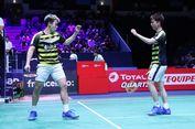 Kalahkan Juniornya, Marcus/Kevin ke Babak Kedua Malaysia Masters 2019