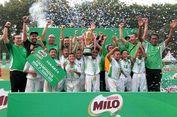 Pemain Muda Berebut Jalan ke MILO Champions Cup di China