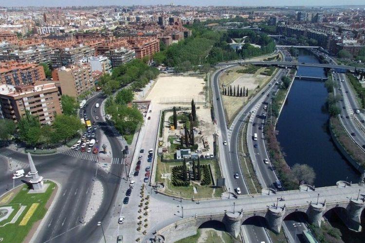 Madrid Río, Madrid.