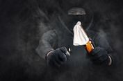 Rumah Perangkat Desa Dilempar Bom Molotov Orang Tak Dikenal