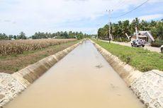Rehabilitasi Irigasi, Harapan Petani Bertahan di Musim Kemarau