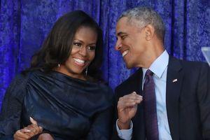 "Pesan Cinta Barrack dan Michelle Obama bikin Netizen ""Baper"""