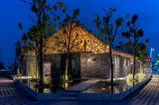 Arsitek Vietnam Gunakan Material Bekas sebagai Bahan Bangunan