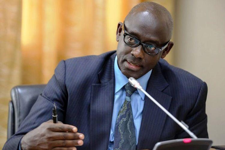 Menteri Kehakiman Rwanda Johnston Busingye