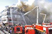 Kebakaran Gedung Perguruan Tinggi di India, 15 Orang Tewas