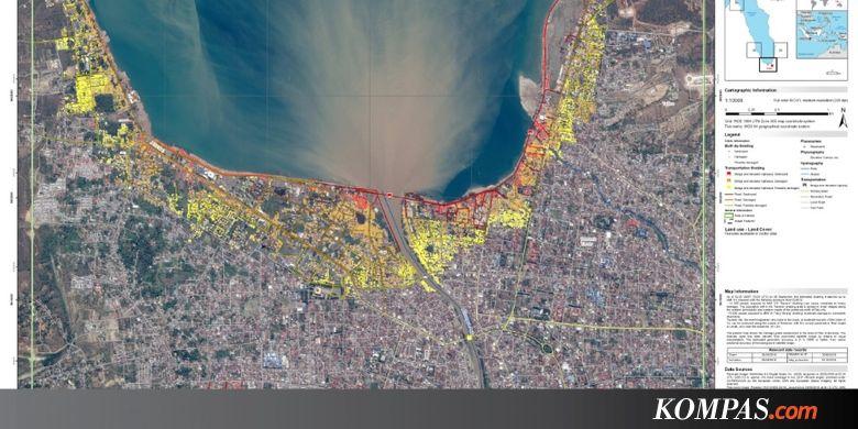 Bersama Komunitas Internasional Lapan Bikin Peta Dampak