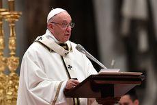 Di Misa Natal, Paus Ajak Dunia Bangun Imajinasi Sosial Baru