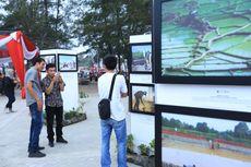 Mendes PDTT Buka Pameran Foto Desa 2018 di Pantai Panjang