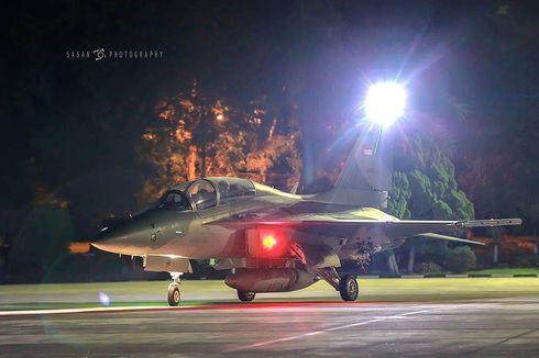 Mendengar Deru Pesawat Tempur di Langit Jakarta? Ini Penjelasan TNI AU