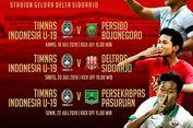 Jadwal Timnas U-19 Indonesia, Uji Coba Lawan 3 Tim Jawa Timur