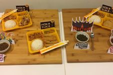 Baru! Di HokBen Bisa Makan Pakai Sambal Khas Indonesia