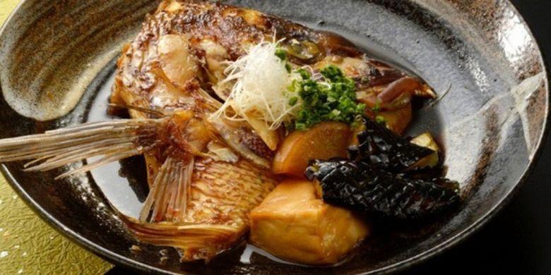 Hidangan di Narumi Osamu Yakuin