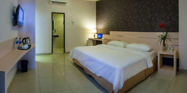 Kamar di Hotel Cordela
