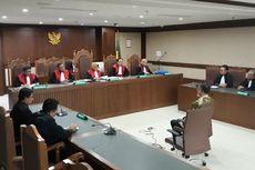 Mantan Pejabat Bakamla Nofel Hasan Divonis Empat Tahun Penjara