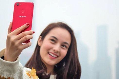 OPPO F5 Red Resmi Dijual di Indonesia, Harga Rp 4,2 Juta
