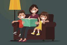 Selamat Hari Dongeng Internasional, Ini 6 Manfaat Dongeng untuk Anak