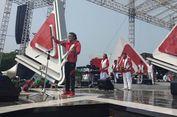 Ikut Konser Kemerdekaan, Rhoma Irama Goyang Pantai Carnaval Ancol