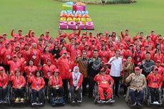 Jokowi Resmi Beri Bonus Atlet Asian Para Games 2018 Lewat Tabungan BRITAMA Bisnis