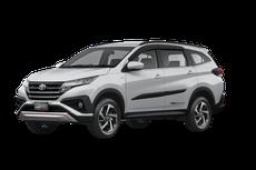 Toyota Minta Produksi Rush Lebih Banyak