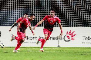 Kalah dari Palestina, Begini Skenario Timnas U-23 Indonesia Bisa Lolos