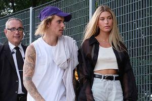 Akhirnya Justin Bieber Sebut Hailey Baldwin 'Istriku'