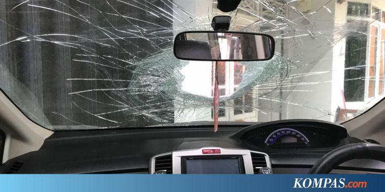JSMR Polisi Telusuri Informasi soal Aksi Pelemparan Batu di Tol Jatiwaringin - Kompas.com