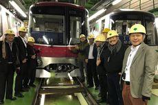 Cerita Anggota DPRD DKI Diundang ke Jepang Lihat Kereta MRT