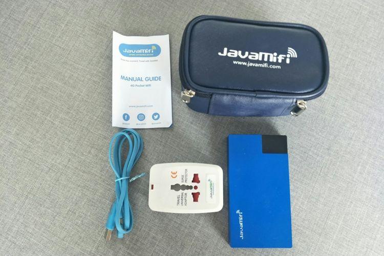 Ada Tren Rental Wifi Portabel Untuk Liburan Ke Luar Negeri Sudah Coba Halaman All Kompas Com