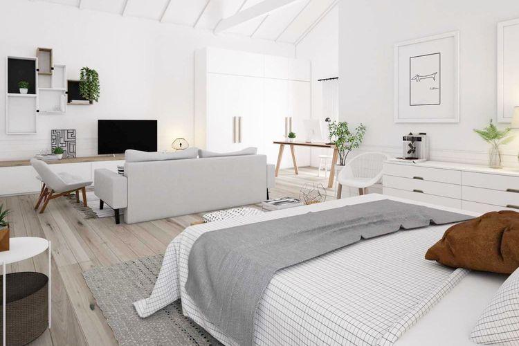 Desain interior rumah karya desainer La.casa