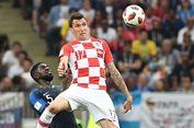 Final Piala Dunia 2018, Mandzukic Cetak Rekor Unik