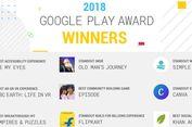 Daftar Aplikasi dan Game Android Pilihan Google 2018