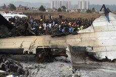 49 Orang Tewas dalam Kecelakaan Pesawat di Kathmandu