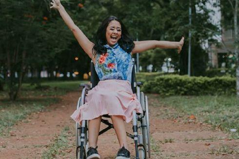 Akibat Tindik Hidung, Perempuan Ini Harus Bergantung pada Kursi Roda