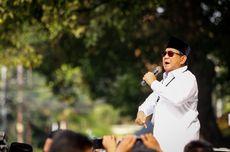 Prabowo Tak Sepakat Debat Capres Pakai Bahasa Inggris