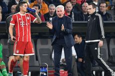 Prediksi dan Jadwal Liga Champions, Bayern Muenchen Vs Real Madrid