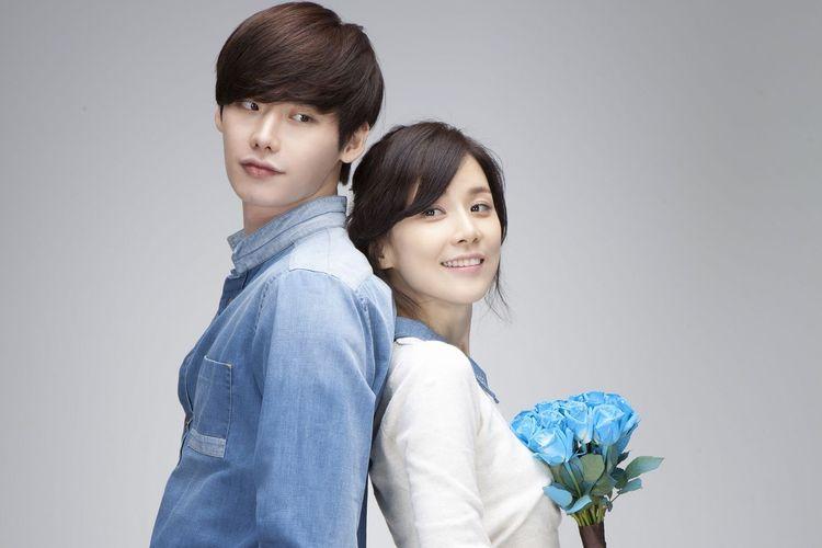 Lee Jong Suk dan Lee Bo Young dalam drama Korea I Can Hear Your Voice